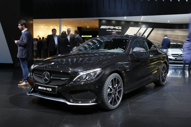 Mercedes Amg C43 Coup 233 Et Cabriolet Le Cha 238 Non Manquant