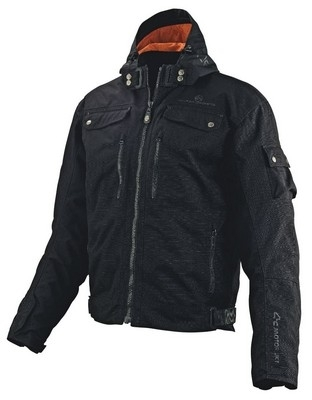 Blouson 4City Neron, restons fashion.
