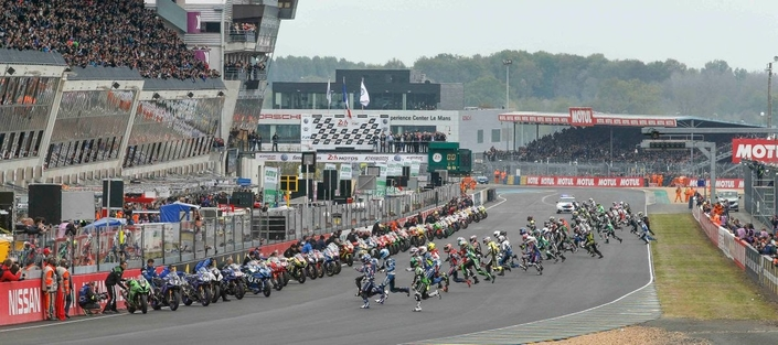 Endurance 24 Heures Motos: internationalisation des pilotes