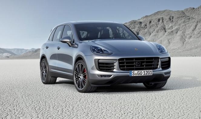 Guide des stands Mondial 2014 - Porsche restyle le Cayenne