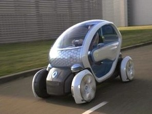 Future Renault Twizy Z.E : ce sera vraisemblablement ça