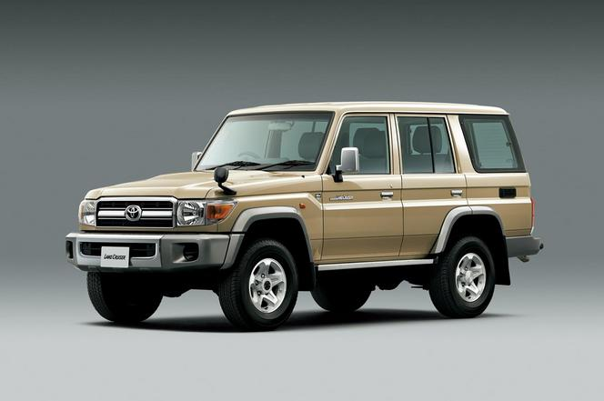 Toyota Land Cruiser 70: il est de retour!