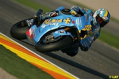 Moto GP - Suzuki: Feu vert d'Hamamatsu pour la saison