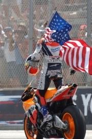 Moto GP: A Indianapolis en Août 2008
