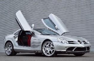 MKB SLR-R: 730 ch et 900 Nm