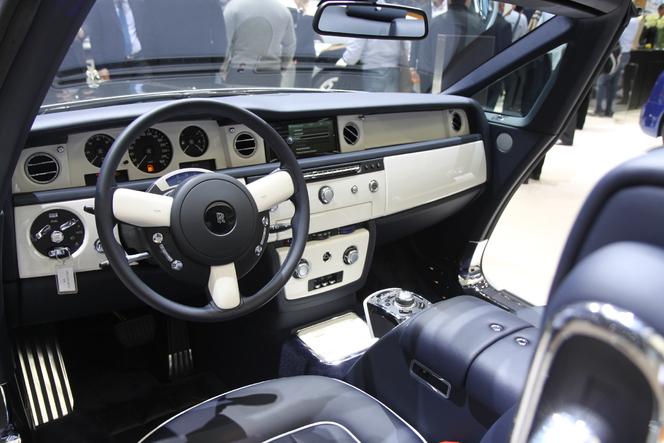 Salon de Genève 2012 : Rolls Royce Phantom