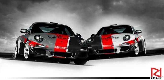 Romain Dumas développe une 911 GT3 RS 4.0l de rallye