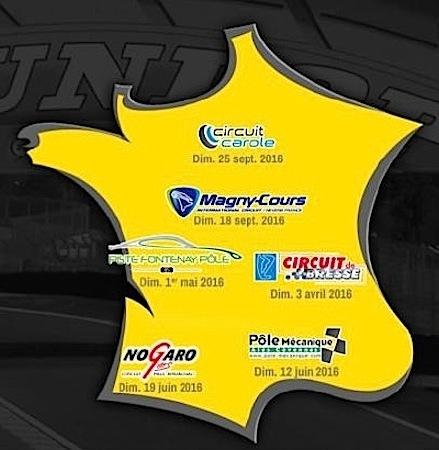 Dunlop Moto Days 2016: les dates, les circuits