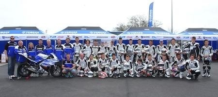 Bridgestone et Yamaha: ensemble pour la Coupe YZF-R125