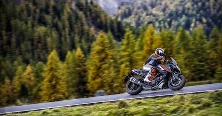 KTM, soirée de lancement en l'honneur de la 1290 Super duke GT: réservez votre vendredi