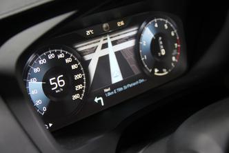 En avant-première, nos photos de la présentation du nouveau Volvo XC90