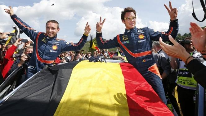 WRC - Hyundai peut-il coiffer Citroën pour le titre de vice-champion?