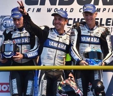 Endurance - Oschersleben: Honda gagne et Yamaha mène le championnat