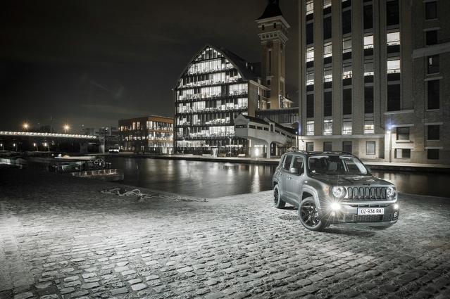 Jeep : série spéciale Renegade Brooklyn Edition, uniquement pour la France