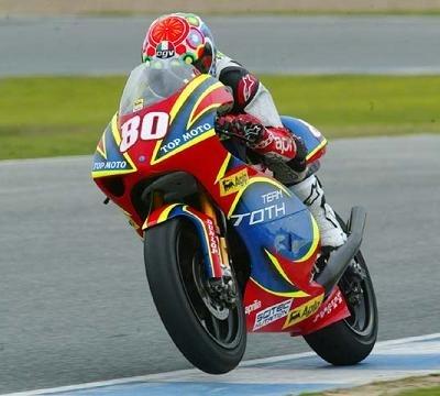 250: Test Jerez: Barbera ne s'en laissera pas compter