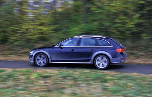 Comparatif : Audi A4 Allroad vs Saab 9-3x : anges et démons