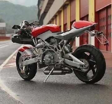 Moto GP - Moto2: Bimota candidat