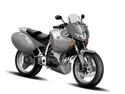 Yann Valade : l'amour de la moto et du dessin.