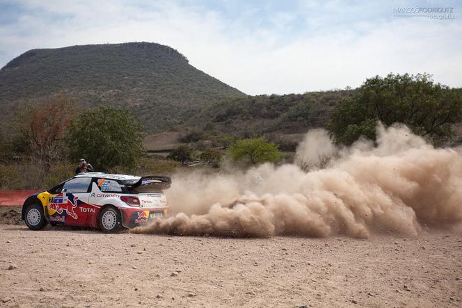 WRC Mexique : Petter Solberg, meilleur temps des qualifications et premier leader