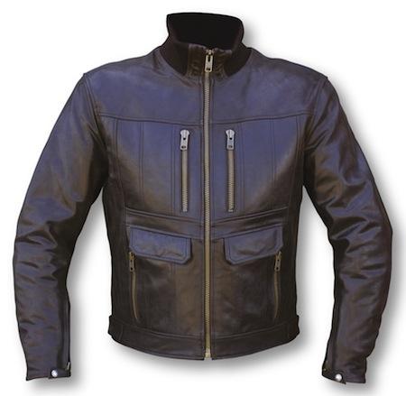 Helston's Petrol : un nouveauté cuir au style à part.