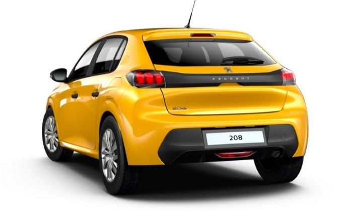 Nouvelle Peugeot 208 A Quoi Ressemble La Version De Base