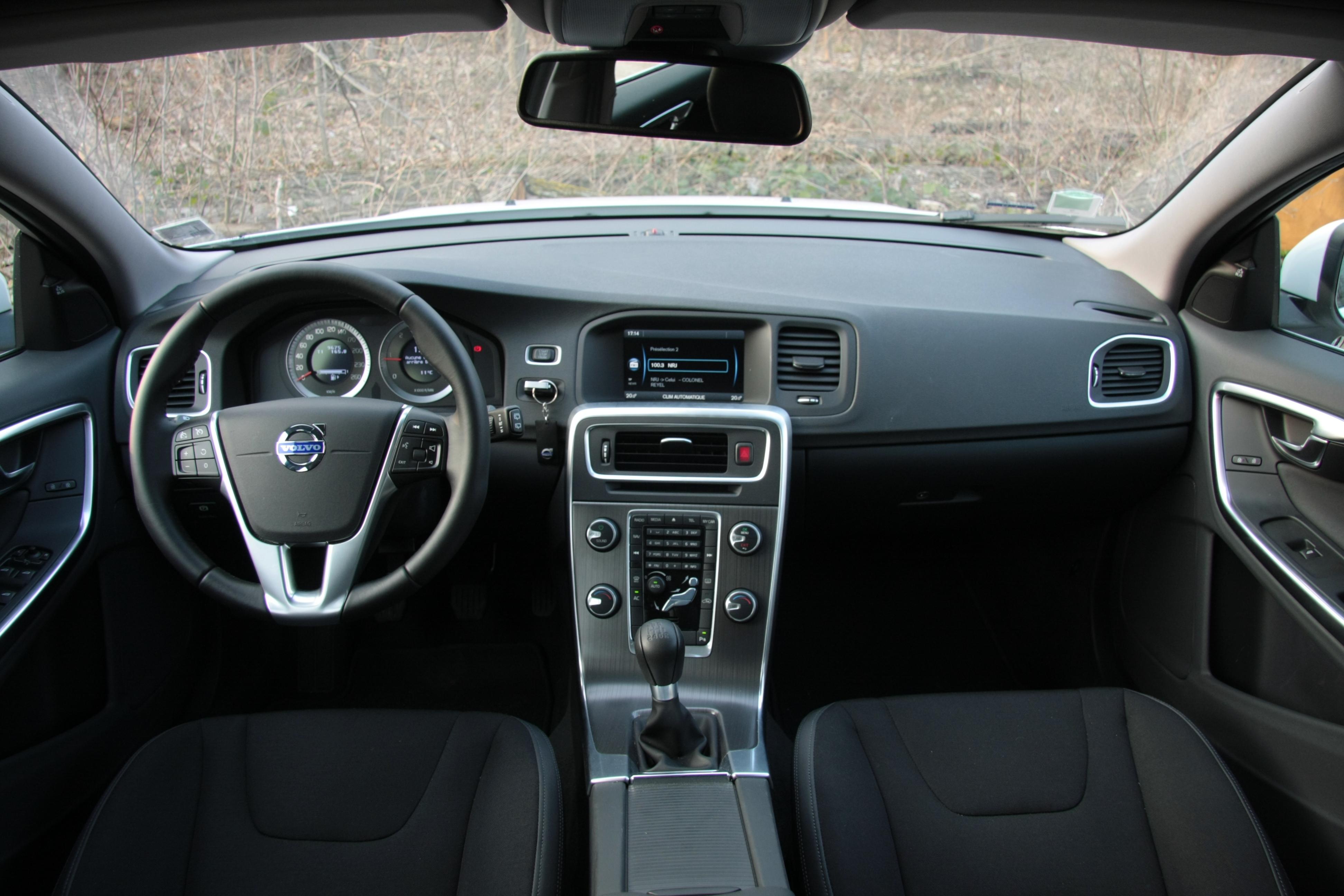 Essai - Volvo V60 : un style qui fait le break