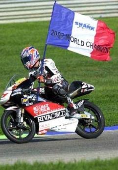 Supersport: Dommage pour Arnaud Vincent !