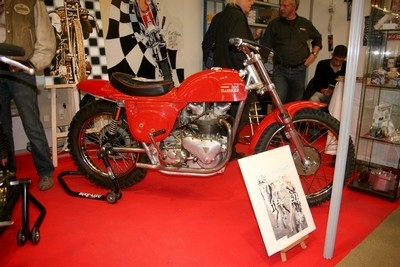 Salon Moto Légende: le tour du salon en 80 photos...