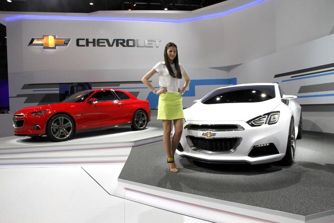 Genève 2012 Live : Chevrolet Code 130R et Tru 140S, pour la jeunesse (mais laquelle ?)