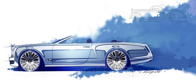 Bentley Mulsanne Convertible : le projet relancé