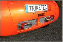Exoticars: Triketec X2 Arrow