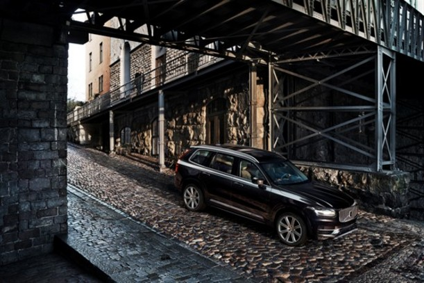 Volvo lance le XC90 avec la série limitée First Edition