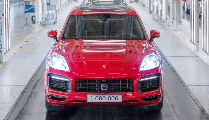 Porsche et la success story du Cayenne