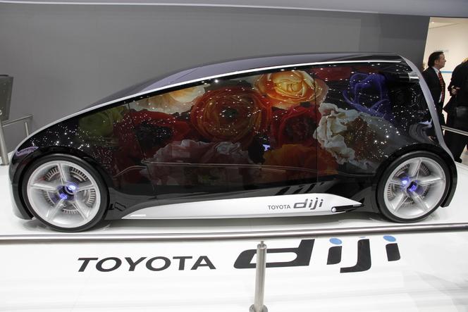 En direct de Genève 2012 : Toyota DiJi et GT86, le grand écart