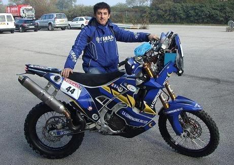 Dakar 2012 : Bruno Da Costa, objectif Lima