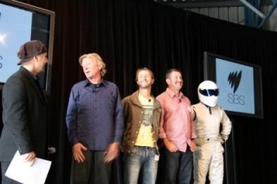 Top Gear Australia sur vos écrans le 29 septembre 2008