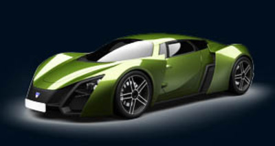 La Marussia B2 sera produite par Valmet