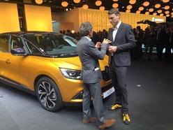 Renault Scénic 4 : stylé - Vidéo en direct du salon de Genève 2016 + premier live