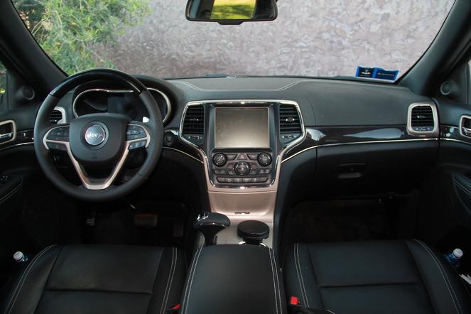 Essai vidéo - Jeep Grand Cherokee : pour une poignée de dollars