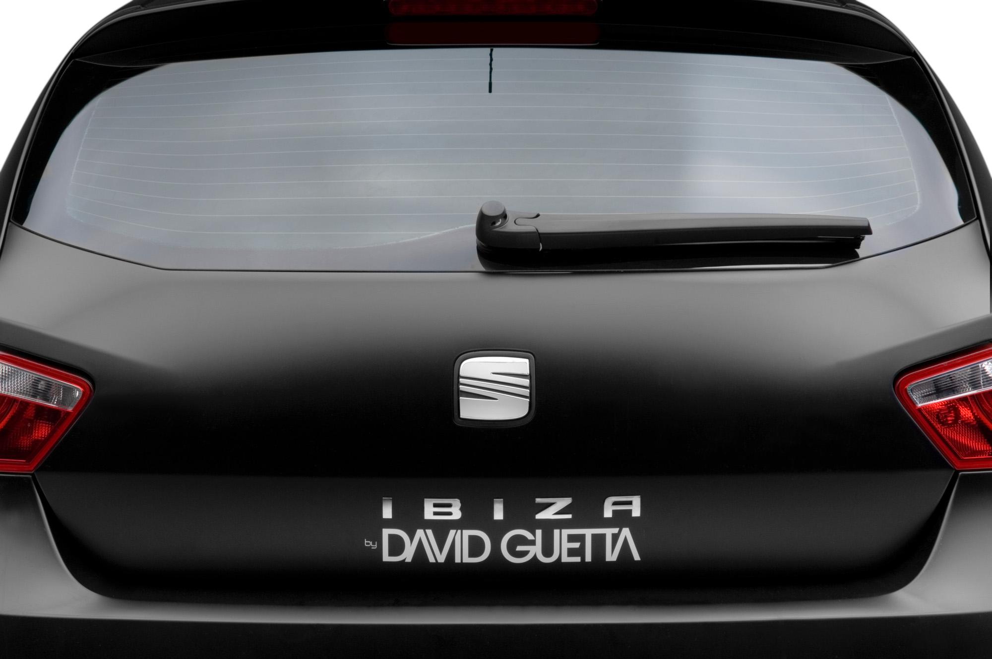 Seat Ibiza SC David Guetta : à