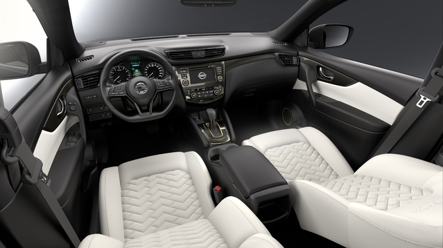 Nissan Qashqai Premium Concept: semi-autonome - En direct du salon de Genève 2016