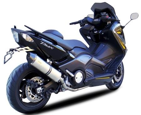 Yamaha T-max: Ixrace vous offre 100 euros pour l'achat d'une ligne