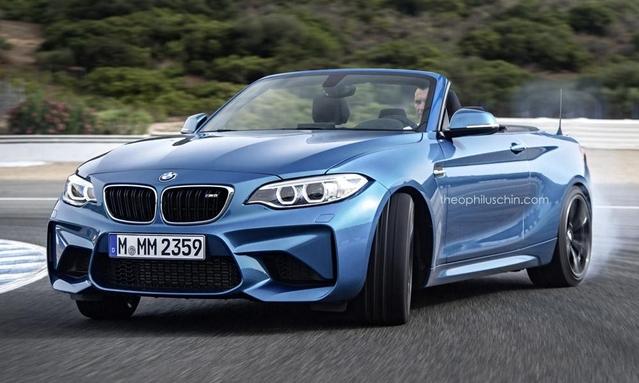BMW M2 : pas de cabriolet au programme