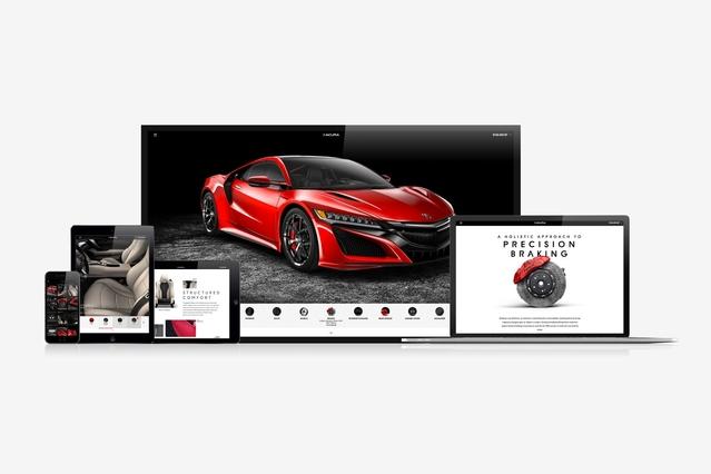 Honda NSX : le configurateur est en ligne aux US