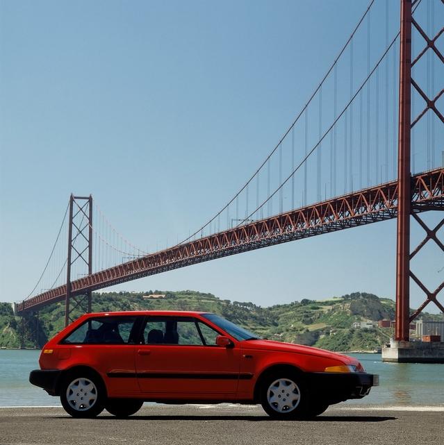 Volvo célèbre les 30 ans de la 480 ES