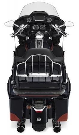 Nouveauté 2015, Harley-Davidson: CVO Road Glide® Ultra