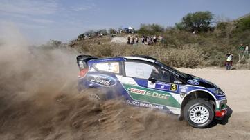 WRC Mexique Jour 1 : Loeb et Hirvonen seuls en tête