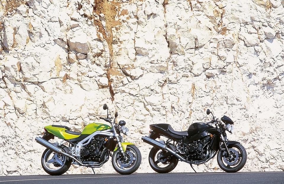 Le dossier occasion : Triumph Speed Triple 955i new - Mal aimée et pourtant…