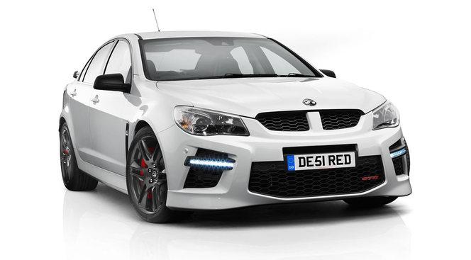 Vauxhall dévoile la VXR8 GTS : 583 ch pour un prix imbattable