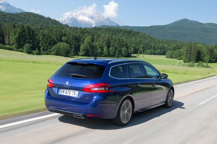Essai - Peugeot 308 SW (2017) 1.2 Puretch 130 EAT8 : le mieux est-il l'ennemi du bien ?